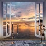 """The Beach House"" by AnneVis"