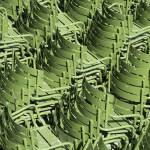 """greenchairs_tuileries"" by davidhowell"