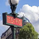 """metro_paris"" by davidhowell"