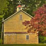 """Barn at Waterloo Village"" by LouiseReeves"