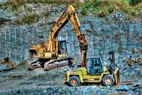 Quarry Heavy Equipment #770