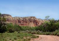 On Ghost Ranch