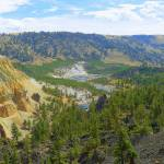 """Grand Canyon Of Yellowstone"" by artsandi"