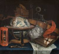 Netherlandish School, 17th-18th Century, VANITAS S