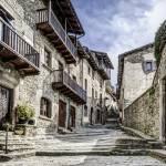 """Rupit's Natural Stone Street (Catalonia)"" by mgarrido"