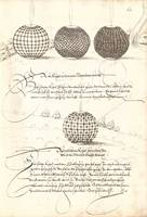The Artillery Drawing, 16th century explosives and