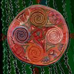 """""""Neolithic Mandala"""" by Lairmistress"""