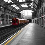 """Notting Hill Gate Station"" by raetucker"