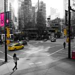 """The Colors of Hastings and Burrard"" by raetucker"