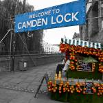 """Welcome to Camden Lock"" by raetucker"