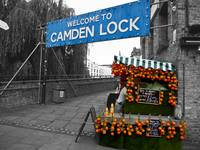 Welcome to Camden Lock