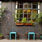 """London Patio"" by raetucker"