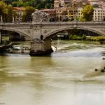 """Ponte Vittorio Emanuele II"" by raetucker"