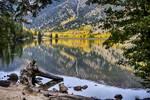 "A Peek Into Cottonwood Lake by James ""BO"" Insogna"