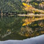 """Cottonwood Lake Reflections"" by lightningman"