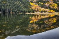 Cottonwood Lake Reflections