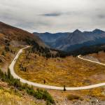 """Long And Winding Road To Crested Butte"" by lightningman"