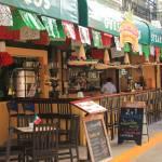 """""""La Barbacoa Cantina, Playa Del Carmen, Mexico"""" by RoupenBaker"""