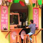 """Cochinita Pibil Taco Shop, Playa Del Carmen, Mexic"" by RoupenBaker"