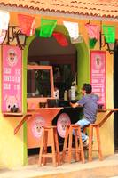 Cochinita Pibil Taco Shop, Playa Del Carmen, Mexic