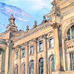 """""""Reichstag Building"""" by ShaSha"""