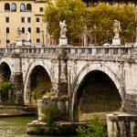 """Roman Bridge"" by raetucker"