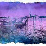 """Venice by night"" by amira"