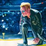 """Kneeling Bono"" by KellyEddington"
