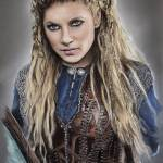 """Lagertha"" by MelanieD"