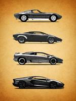 The Lamborghini Collection