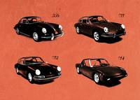 The Classic Porsche Collection