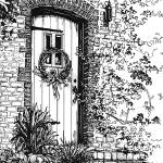 """""""Door"""" by marypalmer"""