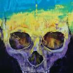 """Grunge Skull"" by creese"