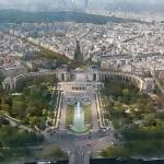 """View From Eiffel Tower - PAR802438"" by rdwittle"
