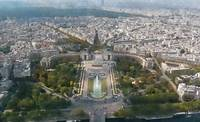 View From Eiffel Tower - PAR802438