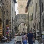 """San Gimignano Scene II"" by PaulCoco"