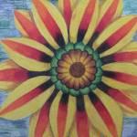 """C:\fakepath\Yellow flower"" by Joannasmith"