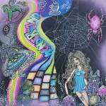 """Wonderland Dreams"" by ArtPrints"