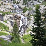 """Waterfall at Sequoia"" by SylviaClaiborne"