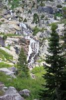 Waterfall at Sequoia