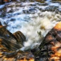 Waterfall by Lisa Rich