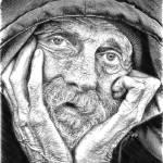 """Homeless Man - PPL844211"" by rdwittle"