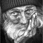 """Homeless Man - PPL844207"" by rdwittle"