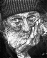 Homeless Man - PPL844207