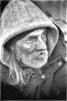 Homeless Man - PPL844210