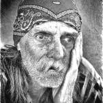 """Homeless Man - PPL845711"" by rdwittle"