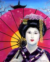 Young Geisha