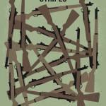 """No542 My Stripes minimal movie poster"" by Chungkong"