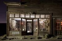 Boone General Store at Night