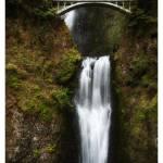 """""""multnomah falls 2"""" by jgusky"""
